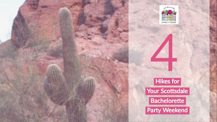 4 hikes for your scottsdale bachelorette party weekend