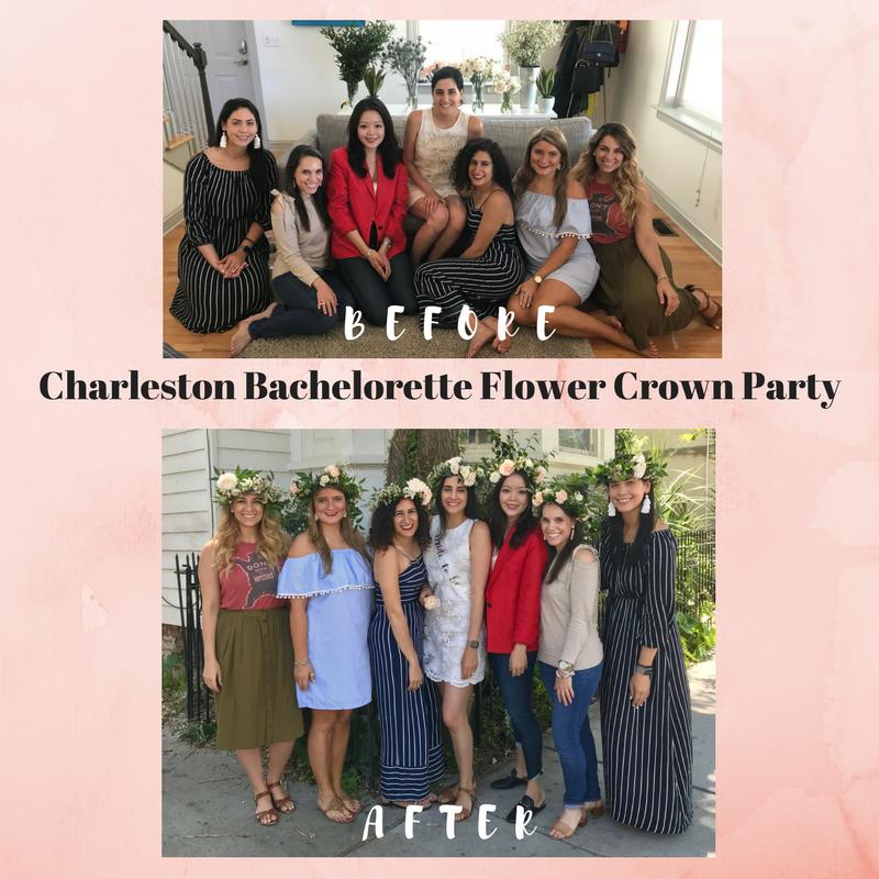 charleston bachelorette party ideas