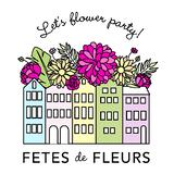 fetes de fleurs logo