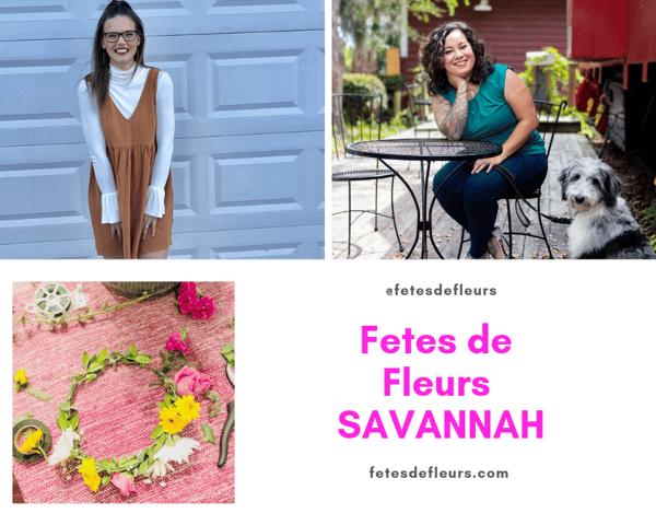 Fetes de Fleurs savannah