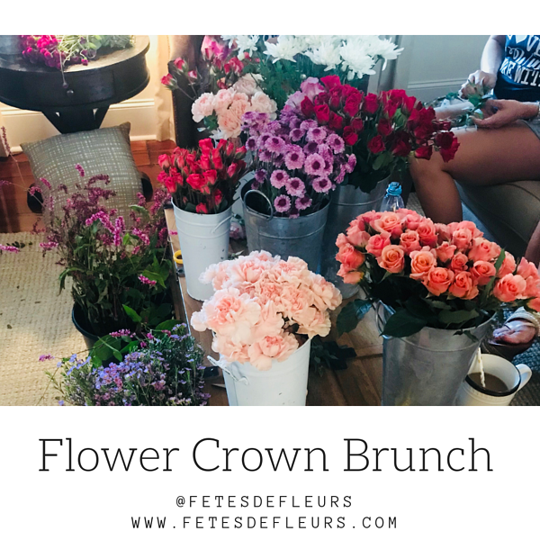 Flower Crown Brunch