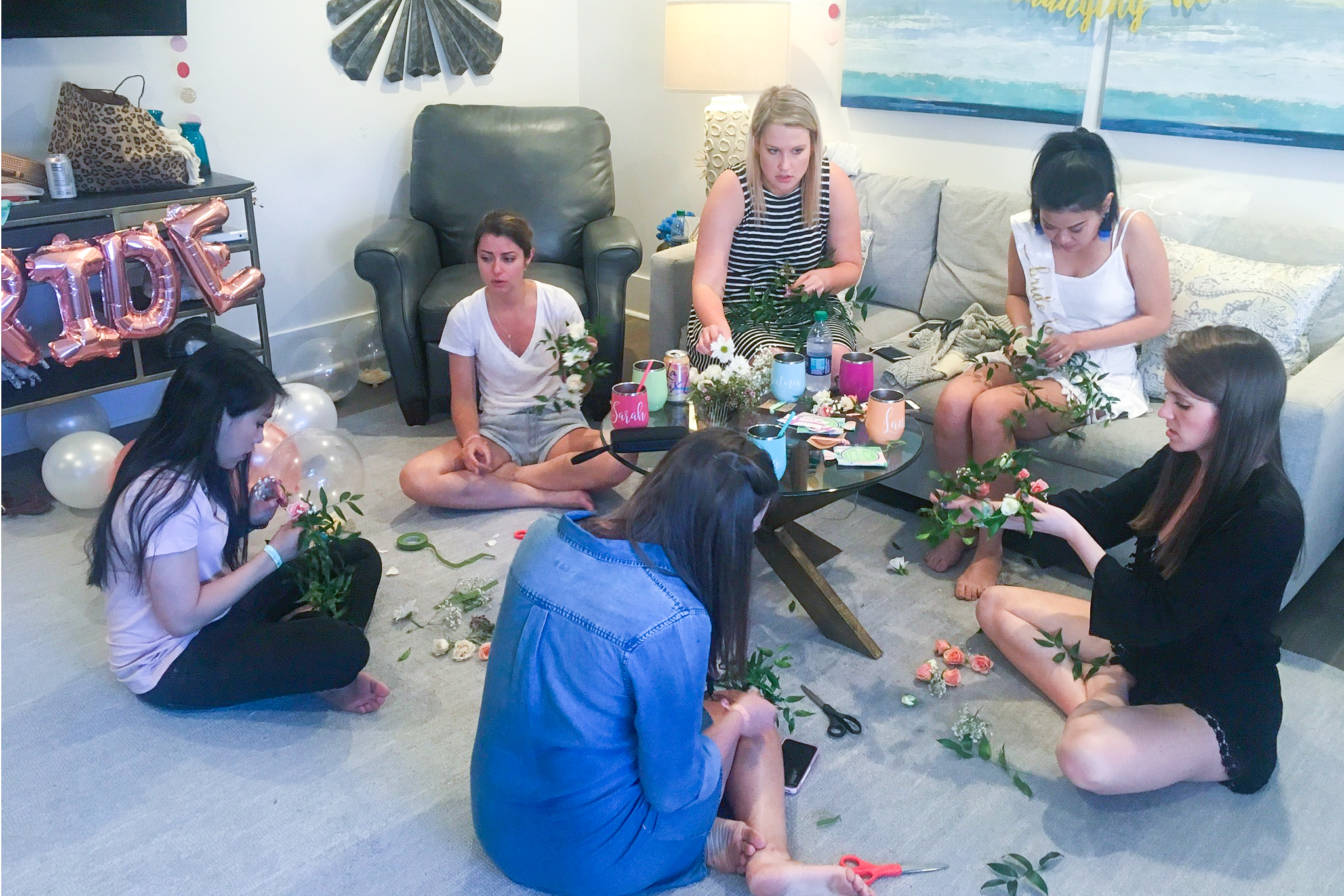 host a bachelorette party in Charleston, SC