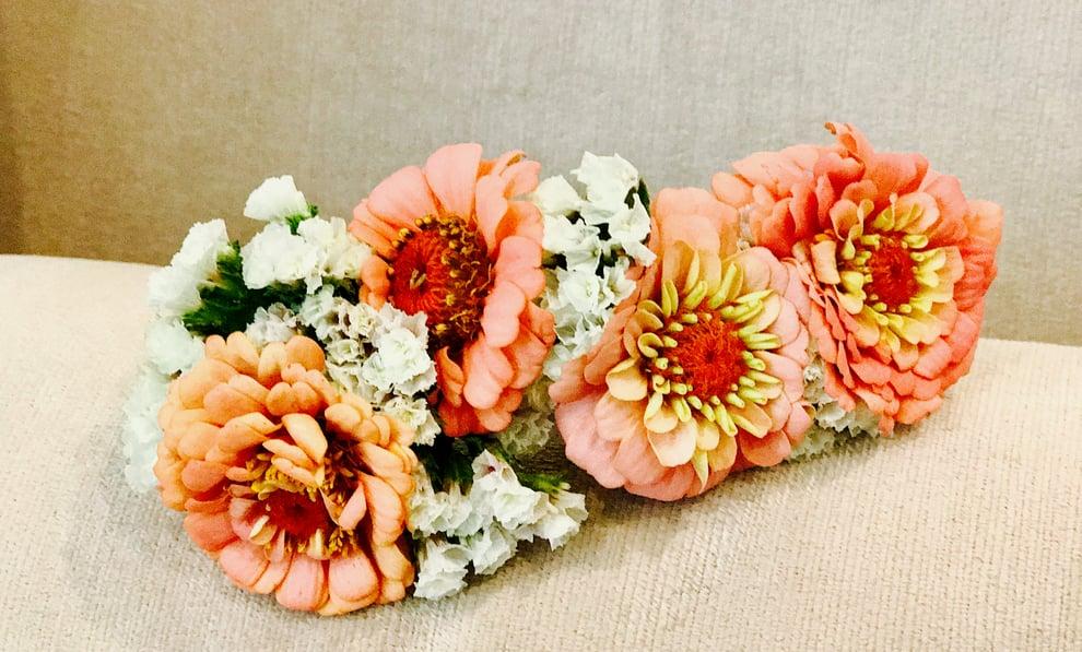 real flower bracelets