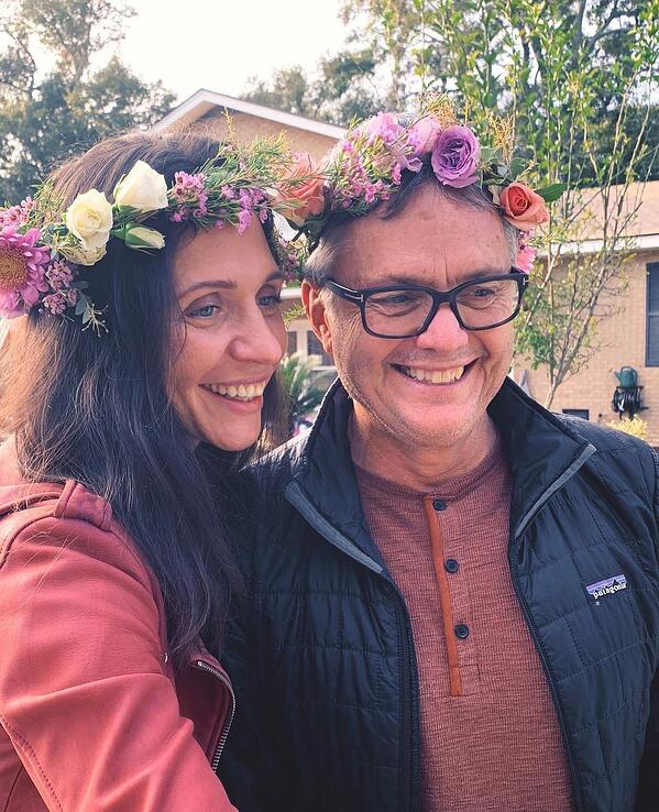 flower crowns birthday party