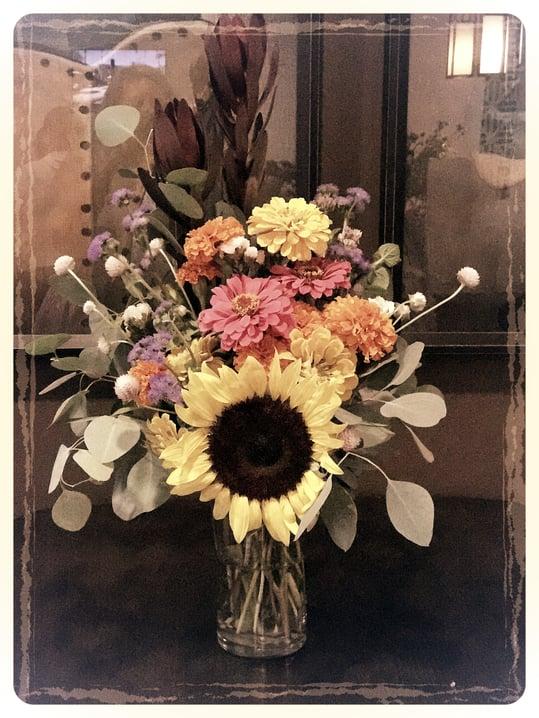 flower farmer flowers