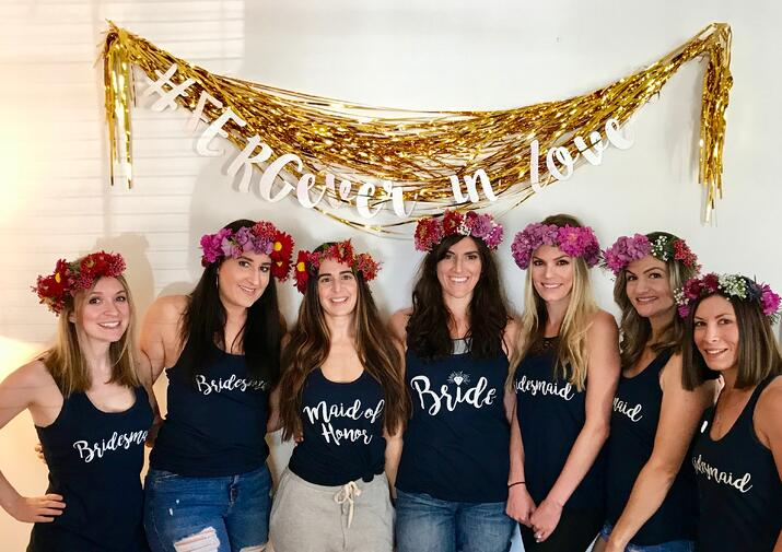 Charleston bachelorette party weekend ideas