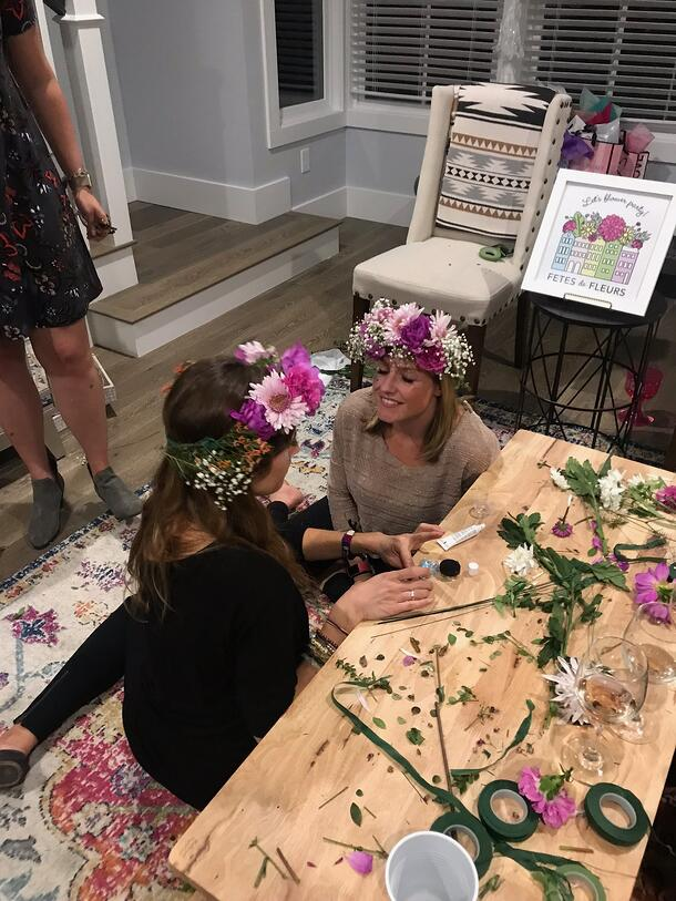 girly bachelorette party ideas