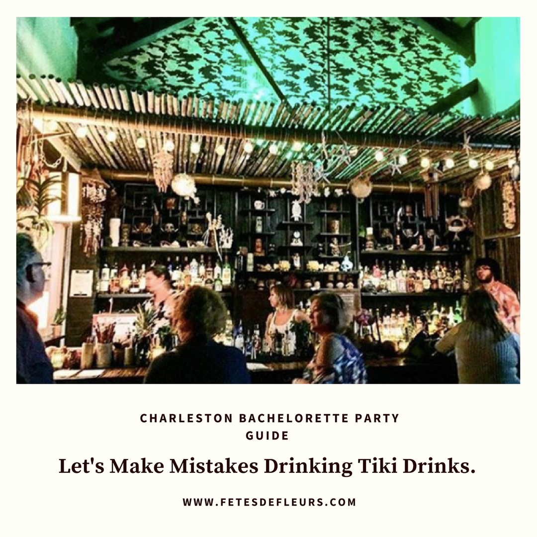 charleston bars for your charleston bachelorette party