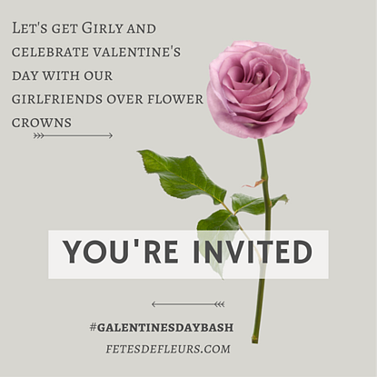 galentines day party invites