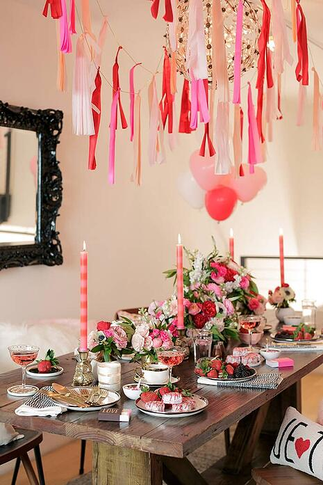 Valentines' day party ideas