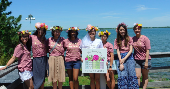 bachelorette party in the hamptons