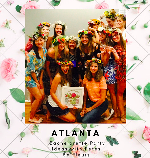 atlanta bachelorette party ideas