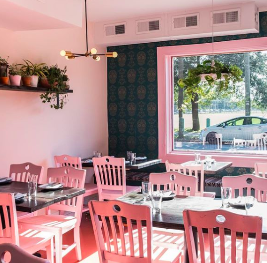 instagram worthy spots in charleston for your charleston bachelorette party weekend