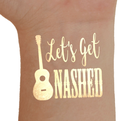 nashville bachelorette tattoos