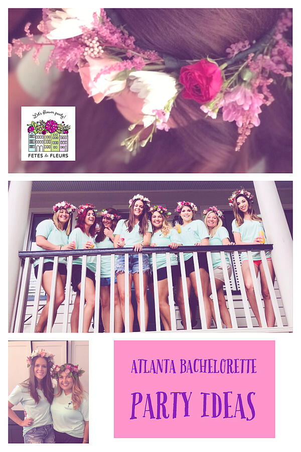 atlanta bachelorette party weekend