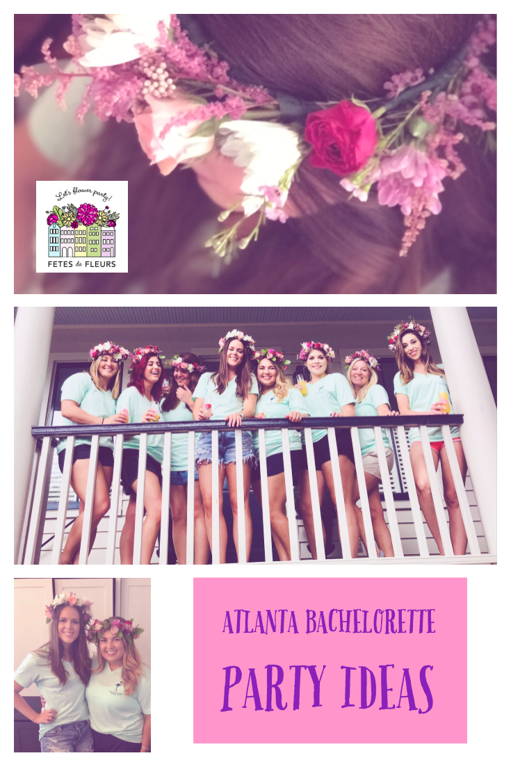 atlanta bachelorette party weekend
