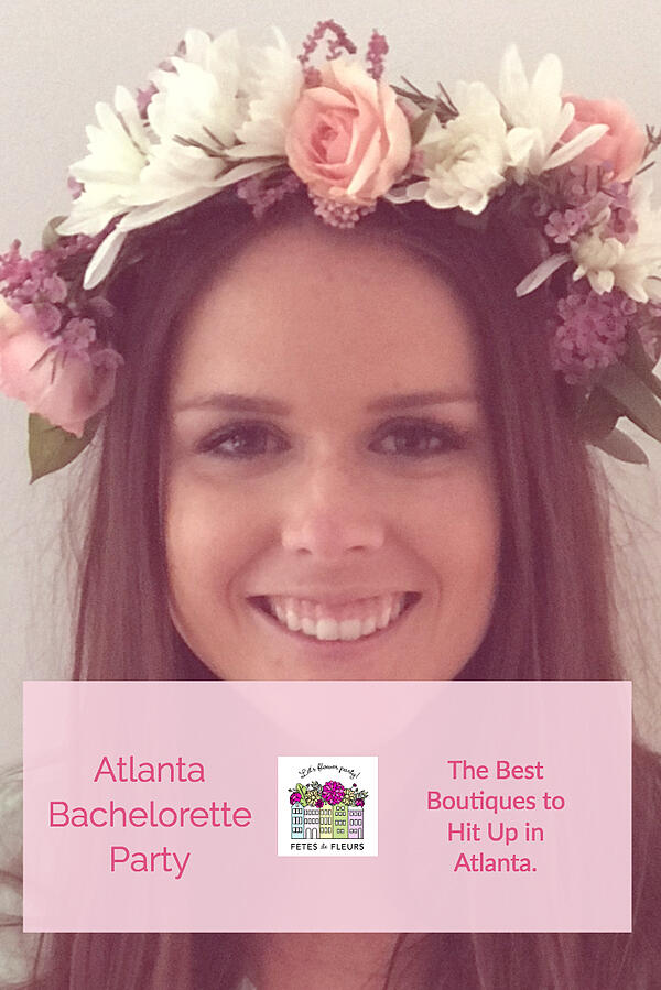 atlanta shopping for an atlanta bachelorette party