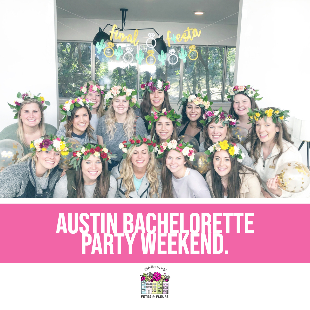 austin bachelorette party weekend