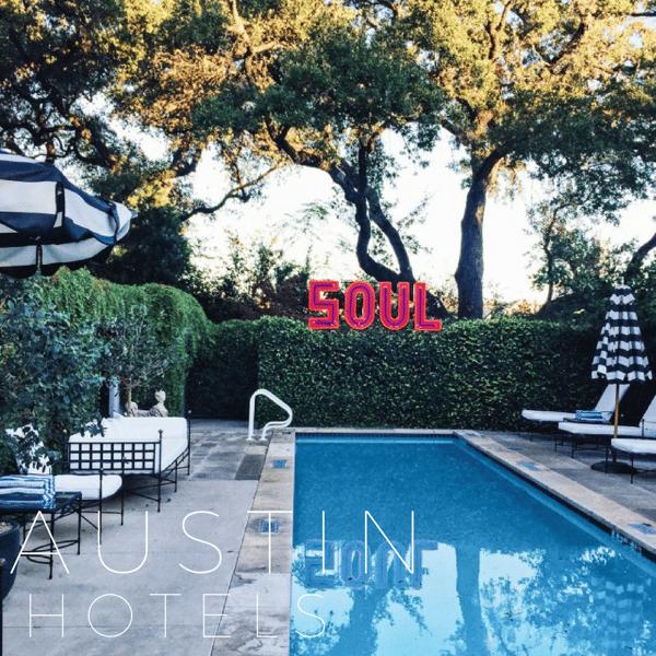 austin hotels for your austin bachelorette party