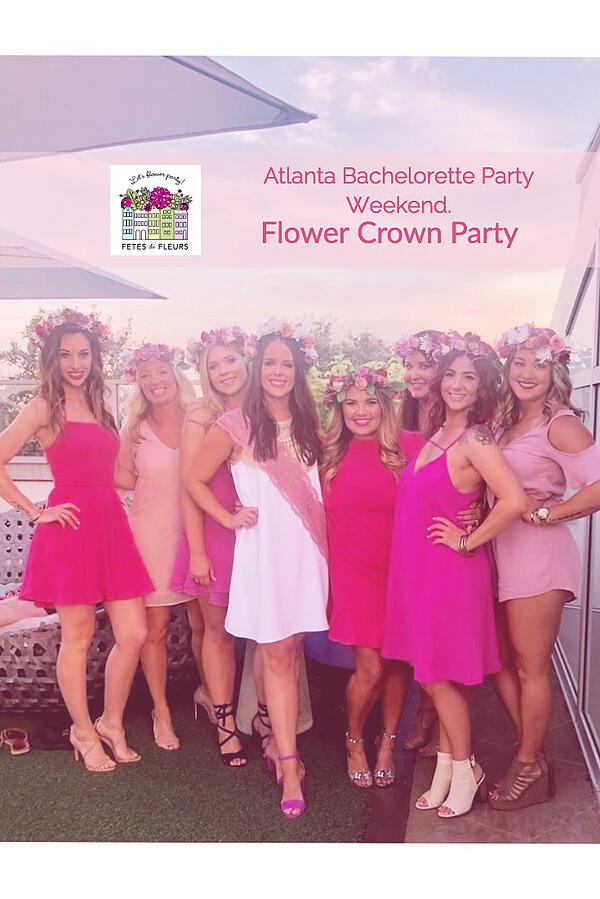 bachelorette party ideas atlanta