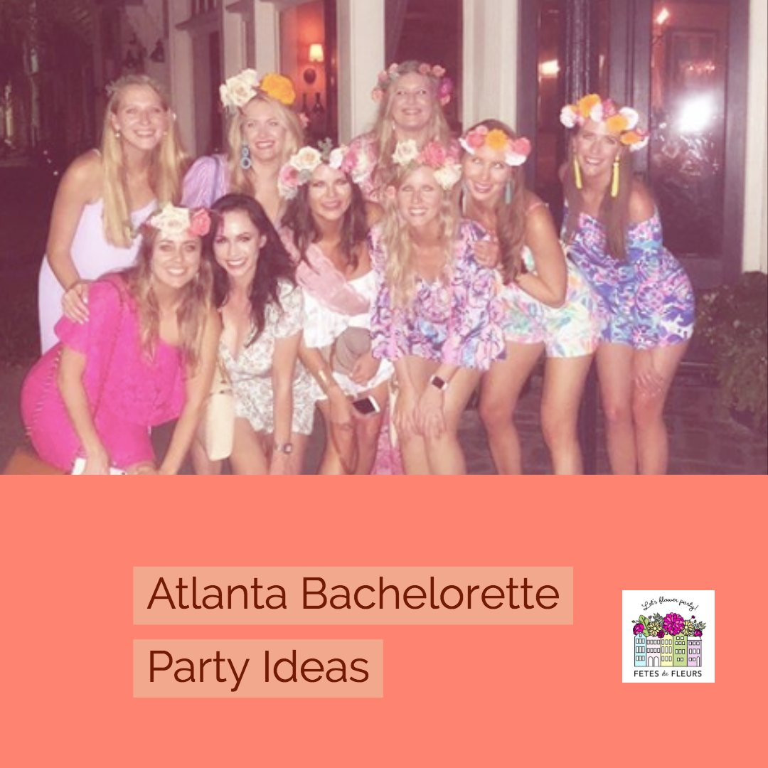 bachelorette party in atlanta