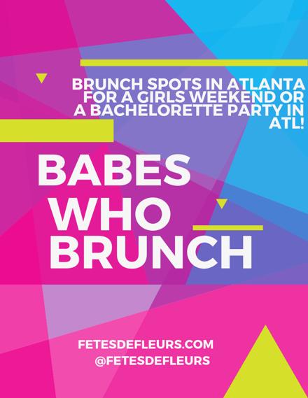bachelorette party in atlanta