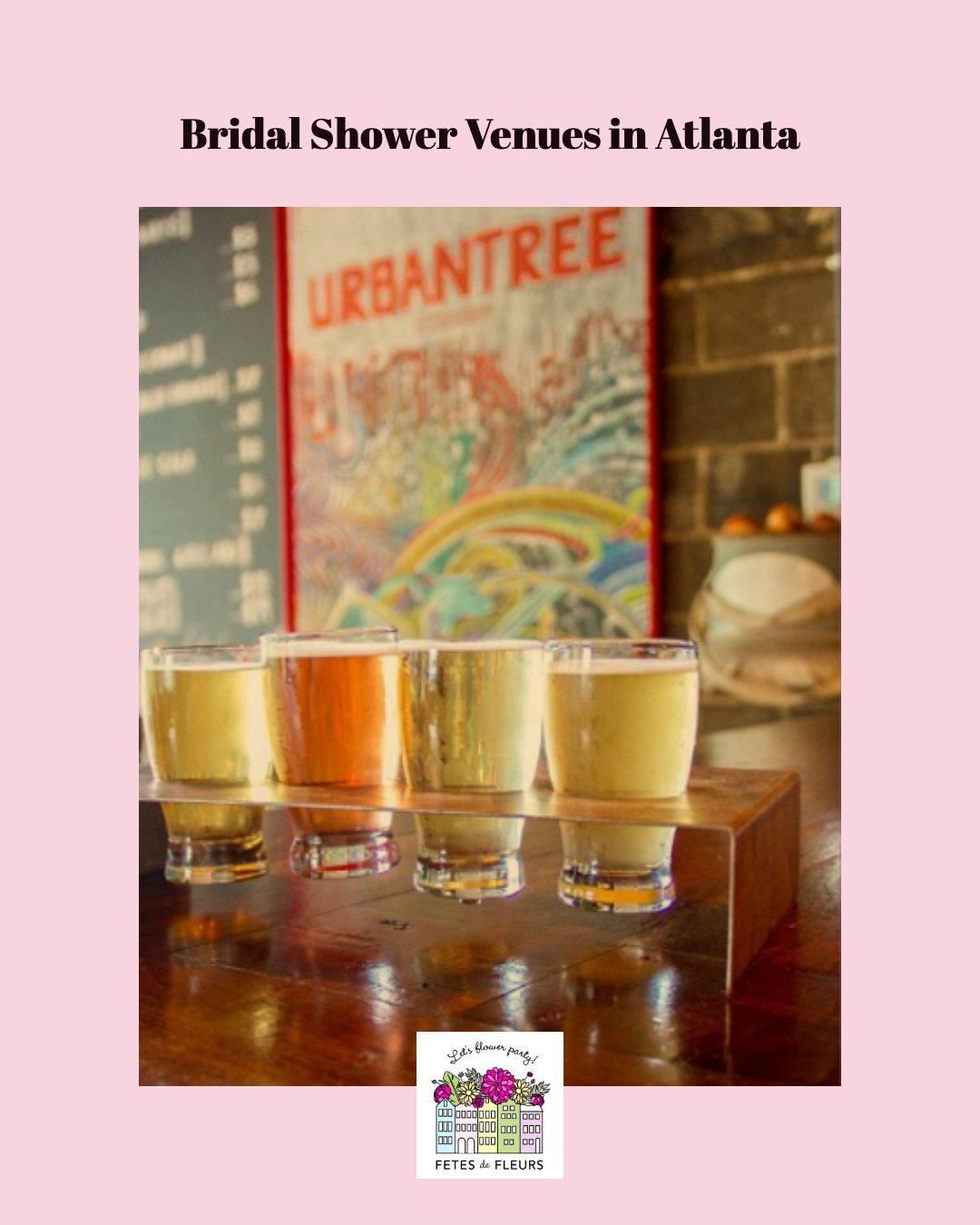 bridal shower venues in atlanta