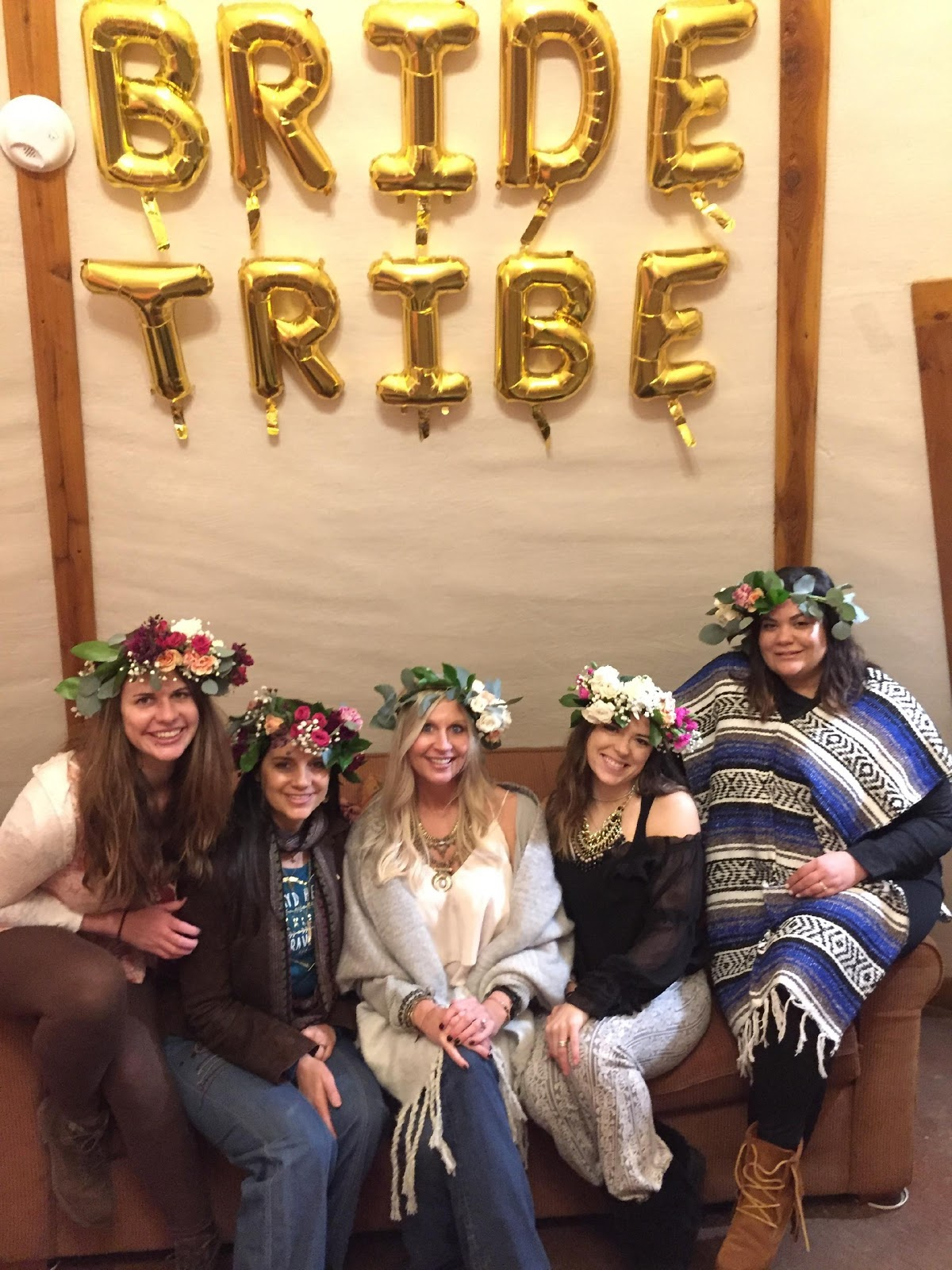 bride tribe austin bachelorette party