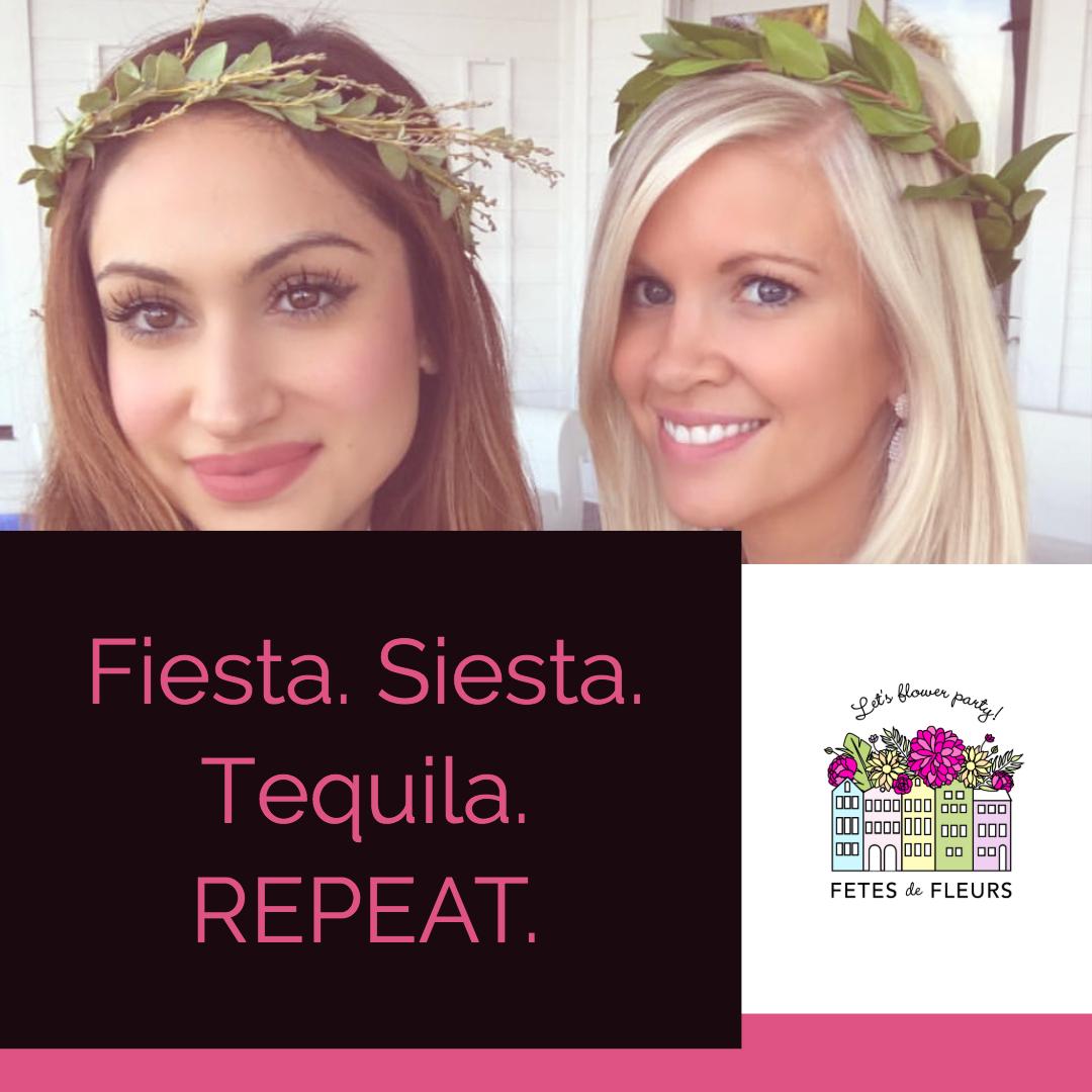 final fiesta bachelorette party ideas