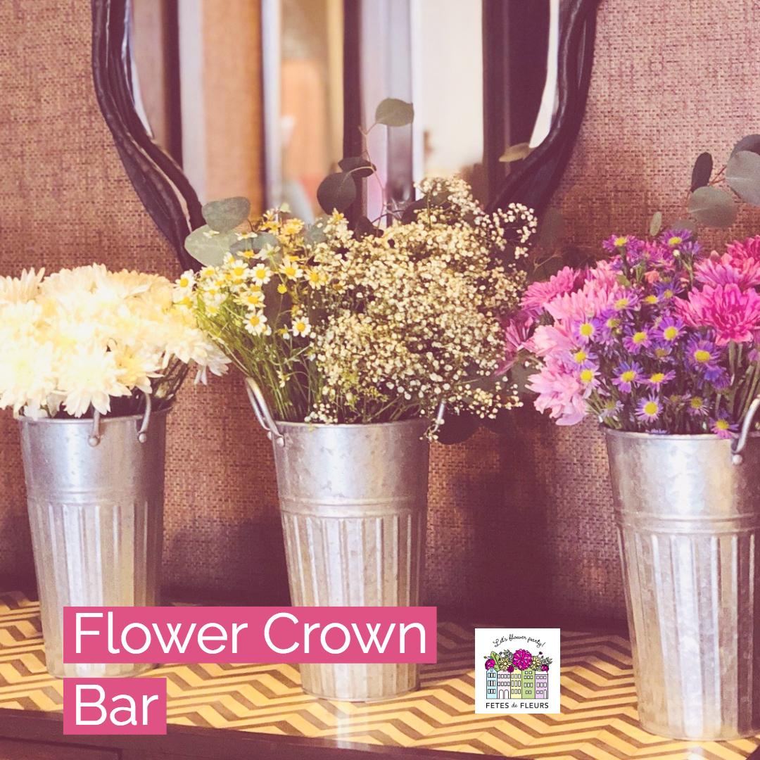 flower crown bar dallas