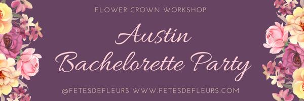 Bachelorette party Austin, TX