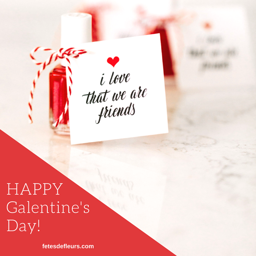 happy Galentine's Day party