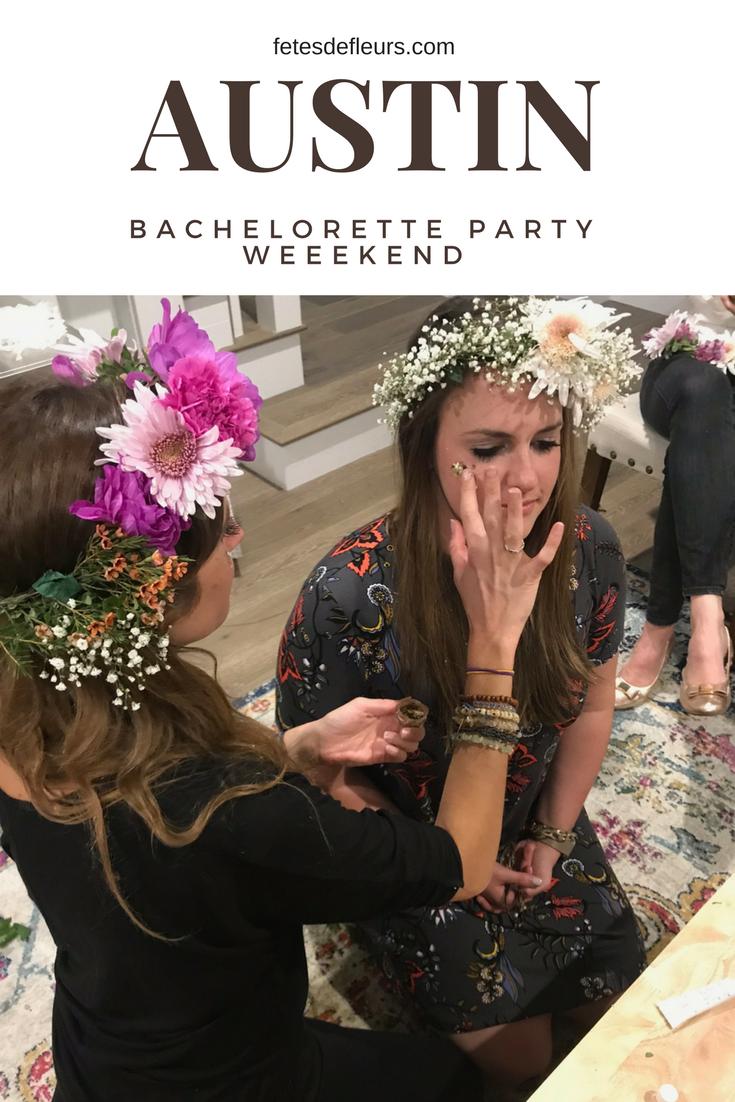 Austin Texas bachelorette party weekend