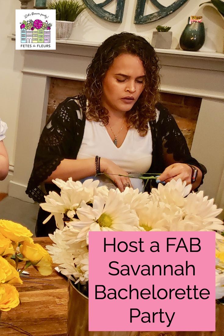 how to host a fabulous savannah bachelorette party