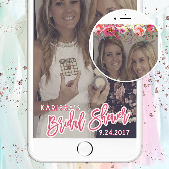 bachelorette party snapchat filter