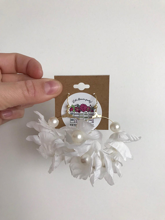 bridesmaid earrings