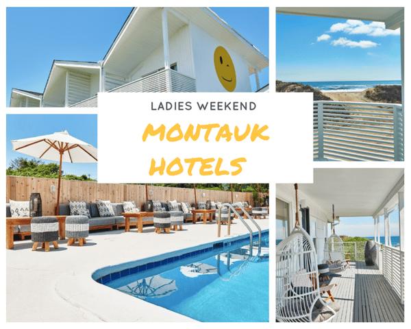 ladies weekend montauk - hotels