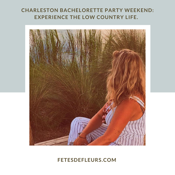 low country bachelorette paty weekend