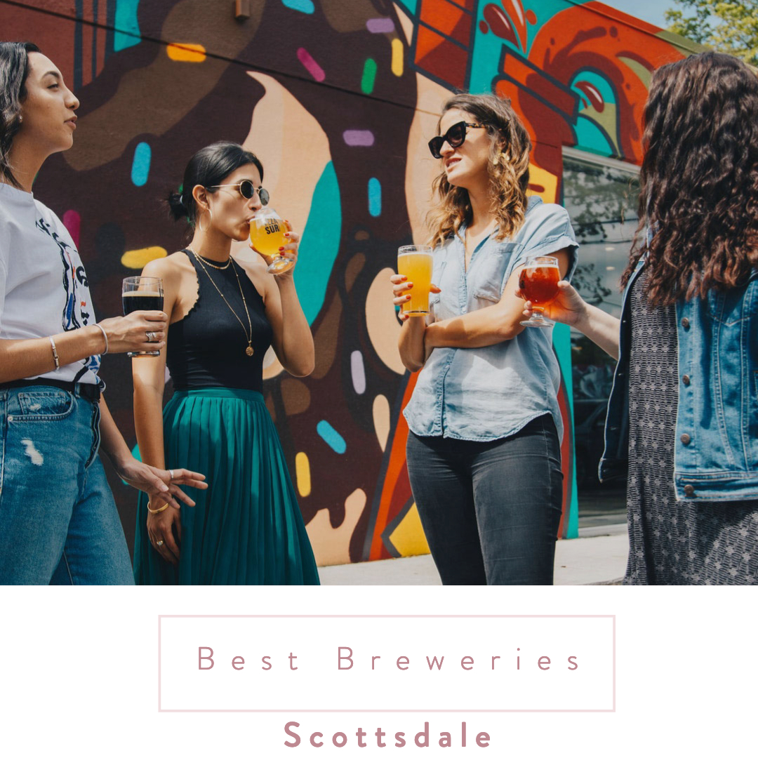 scottsdale breweries for bachelorette parties