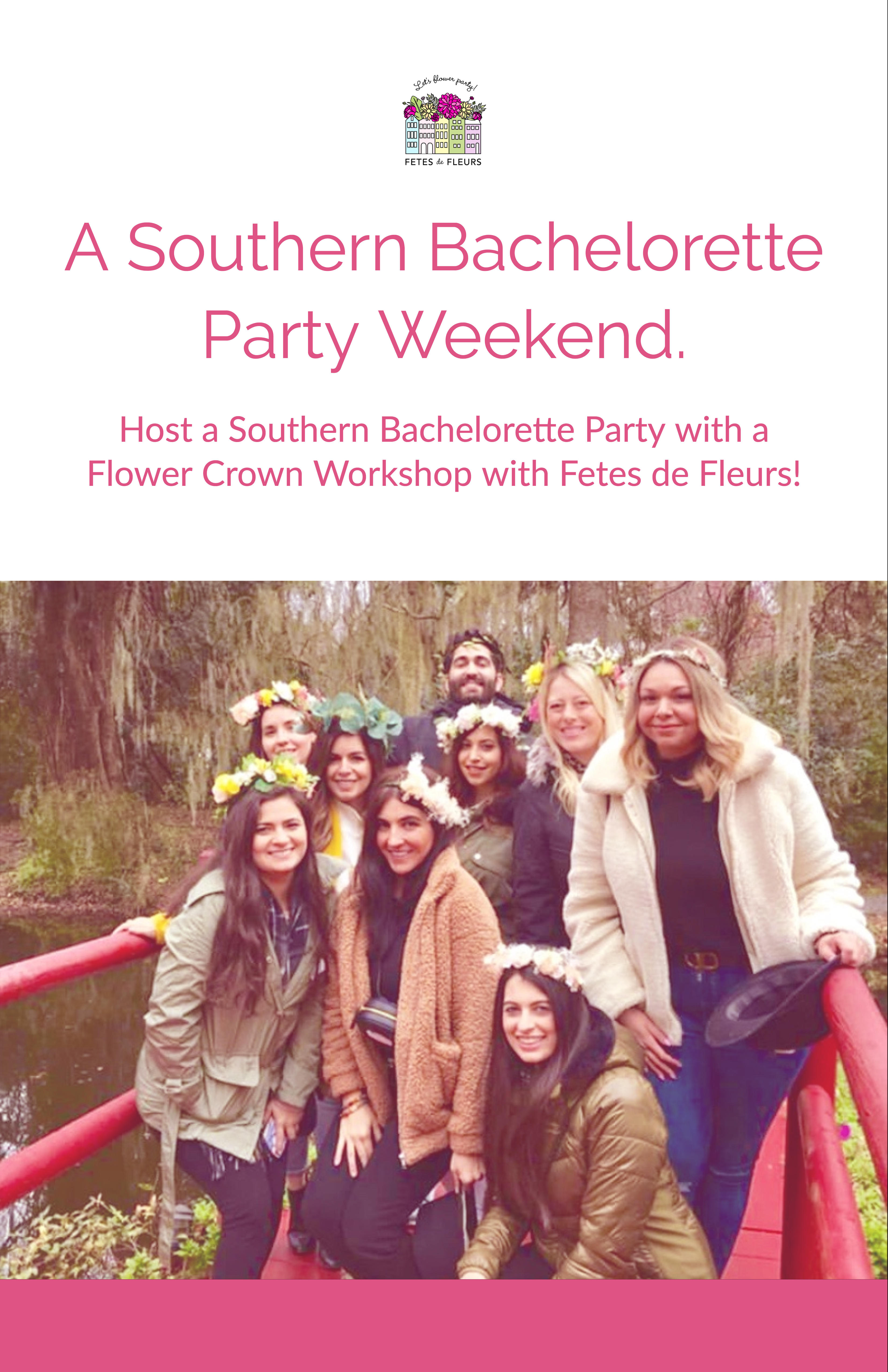 southern bachelorette party