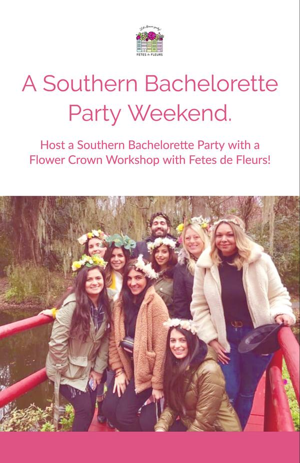 southern bachelorette party