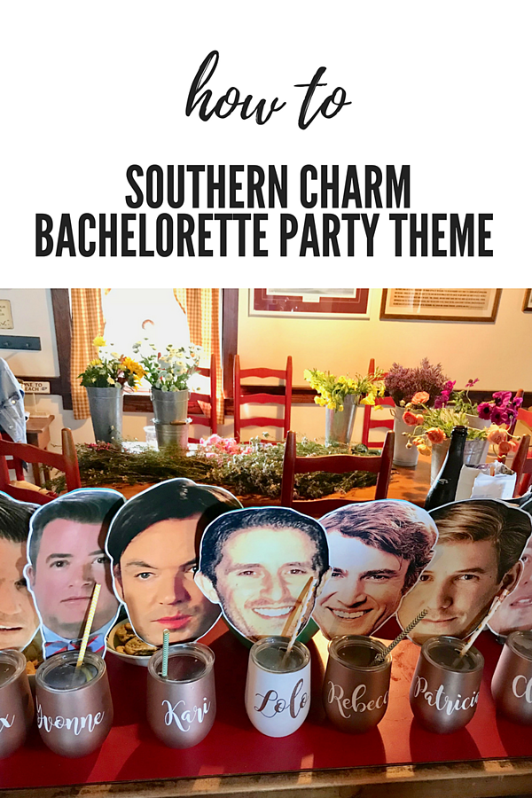 southern charm bachelorette party