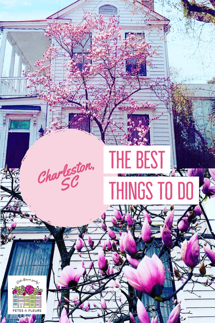 the best things to do in charleston sc for a girls weekend or bachelorette party