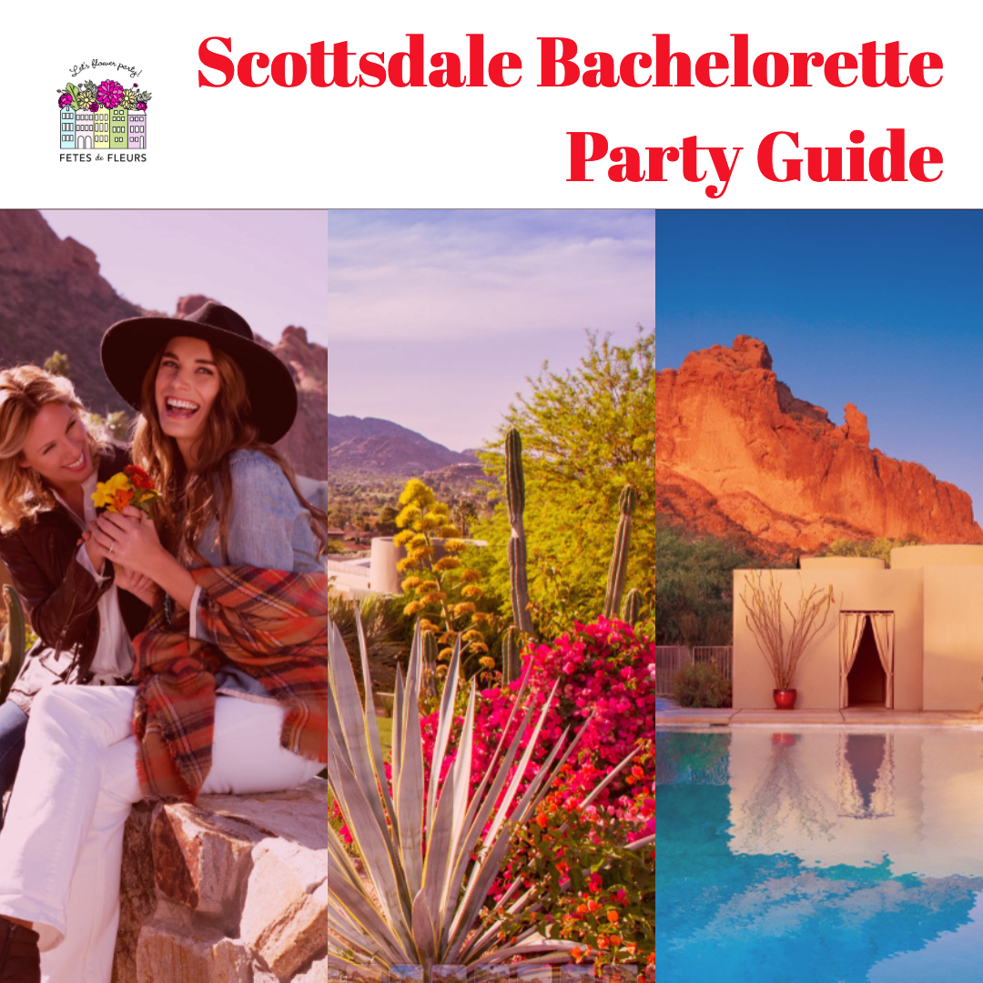 what to do on your scottsdale bachelorette party