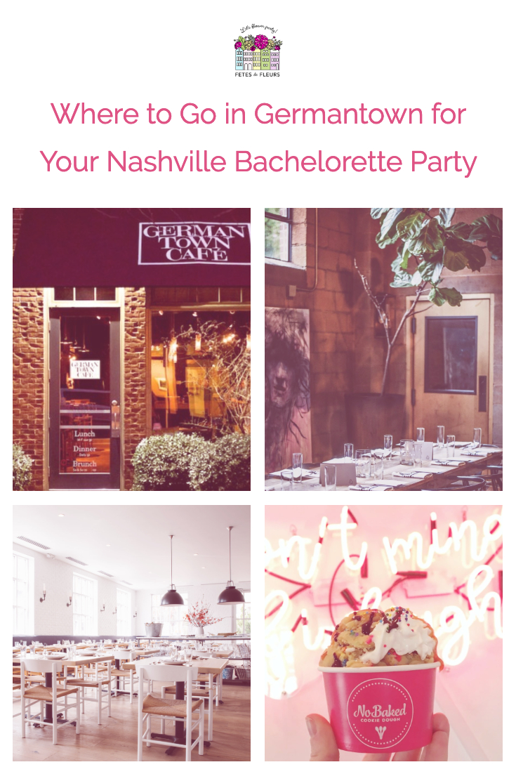 where to go in germantown for your nashville bachelorette party