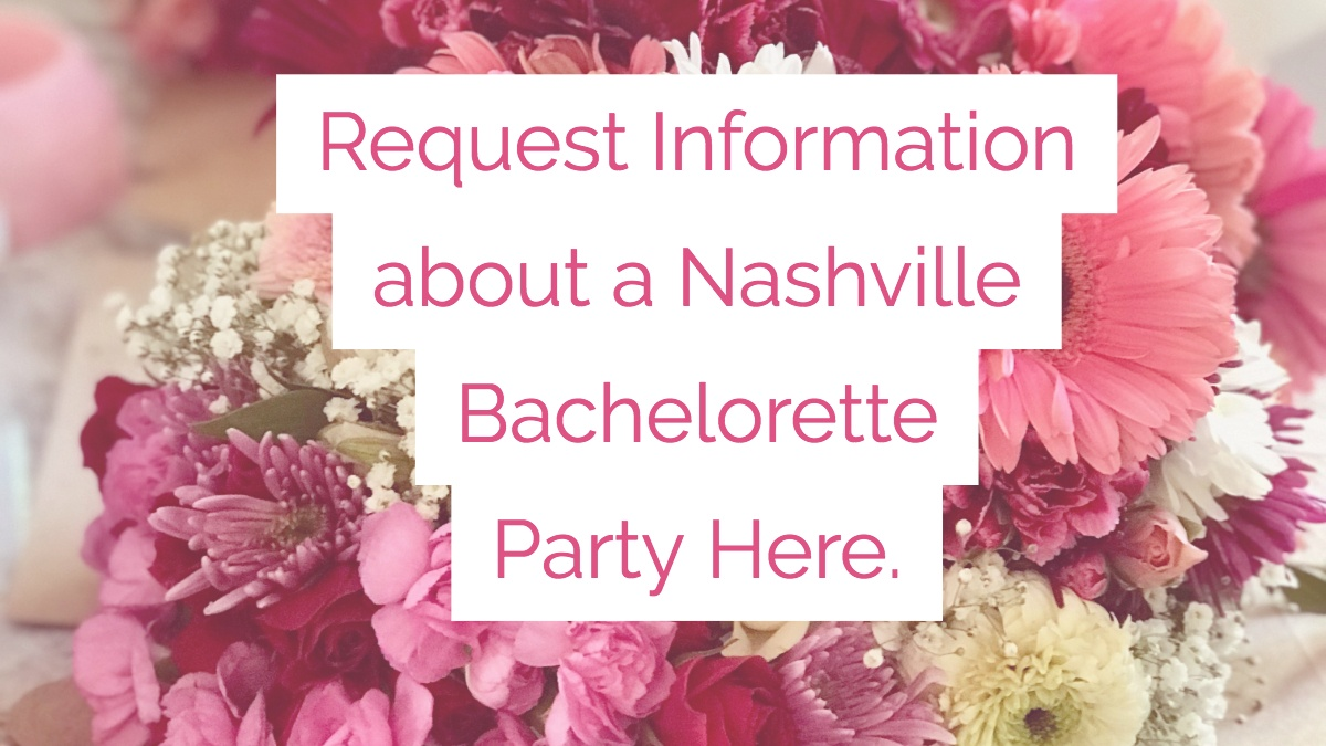 nashville flower crown party