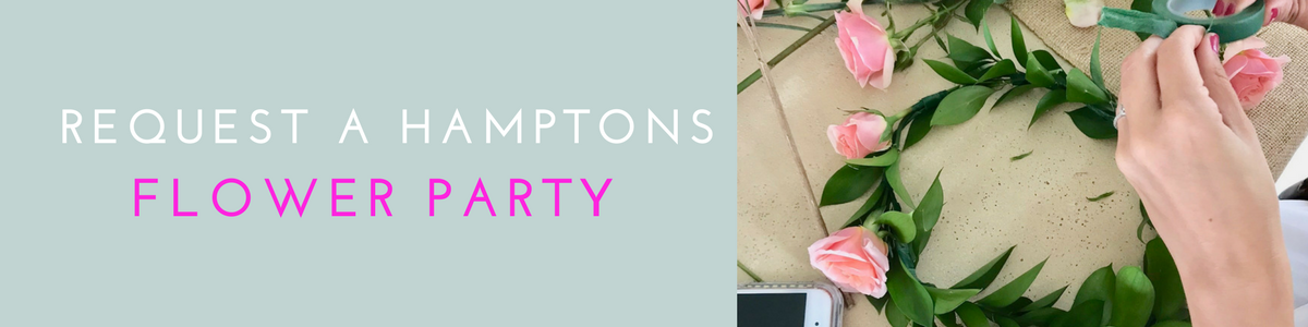 hamptons bachelorette party
