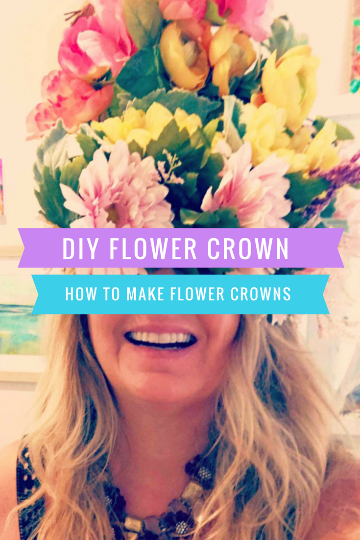 Diy Flower Crown Guide You Need To Flower Party