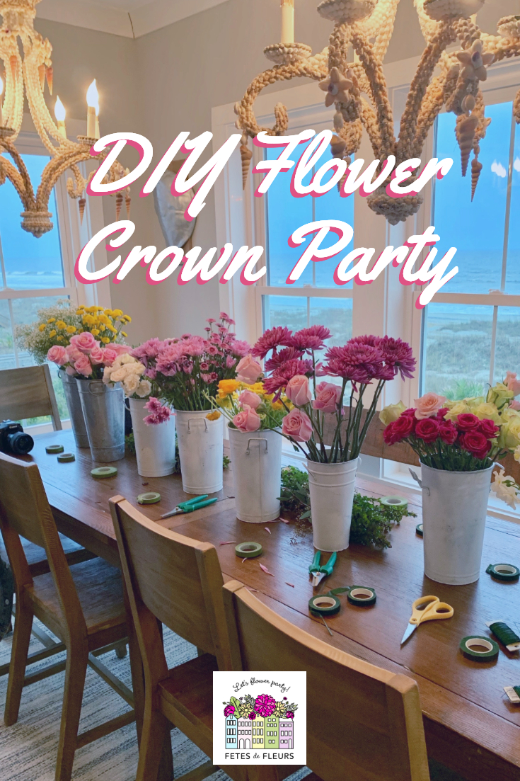 DIY Flower Crowns Guide