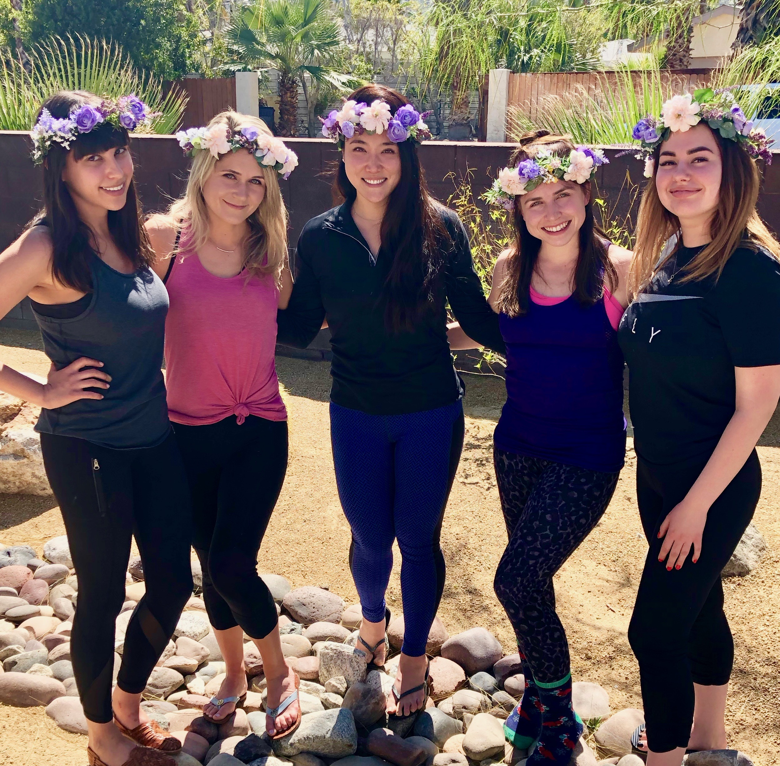 palm springs things to do for your bachelorette party